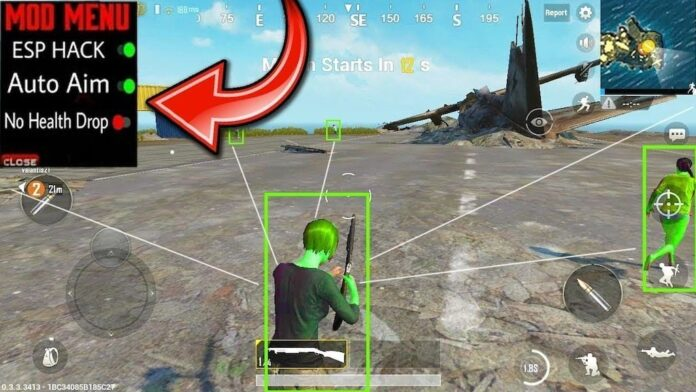 PUBG Mobile ios Hack
